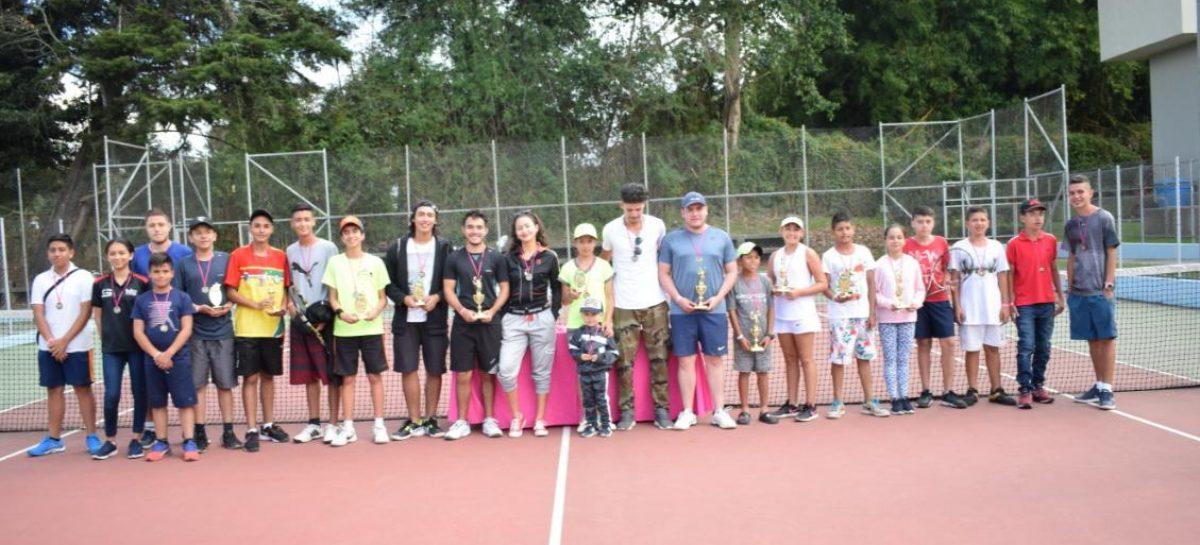 Más de 100 tenistas competirán en el Torneo Interclubes de Oriente