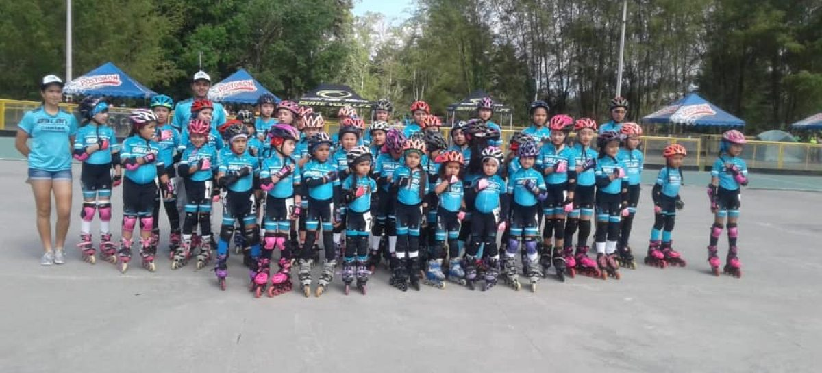 Más de 30 clubes de patinaje de Antioquia se darán cita en La Ceja