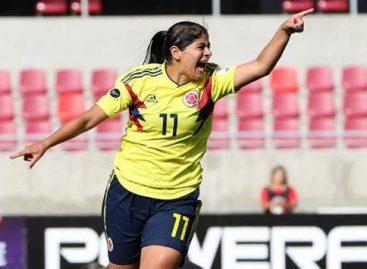 Catalina Usme estará con la Selección Colombia en los Panamericanos de Lima