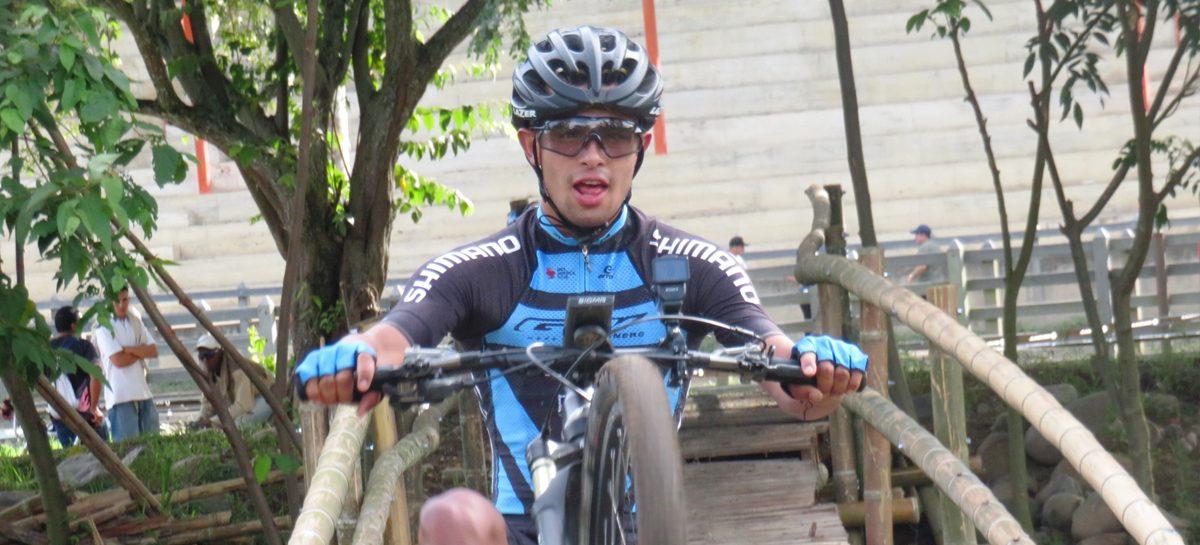 El guarceño Cristian Aranzazu correrá en los Juegos Panamericanos de Lima