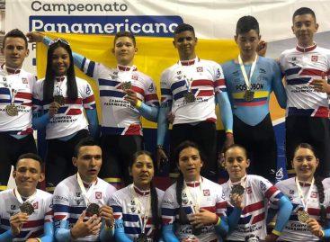 Ciclistas del Oriente se colgaron medallas de oro en México