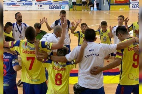 El Oriente se quedó con el título de la Montesilvano Futsal Cup