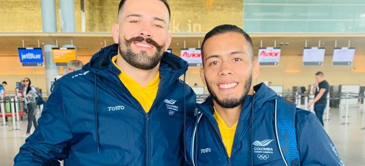 Carlos y Dicther, dos cejeños que lucharán por el oro en Perú