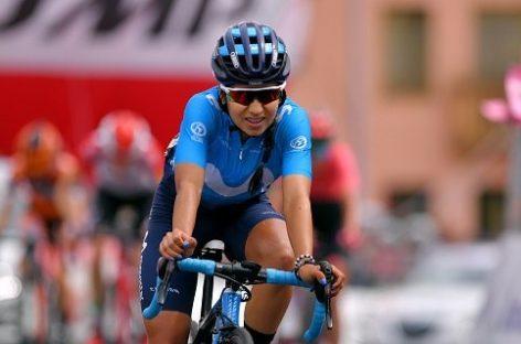 Paula Patiño renovó con el Movistar Team hasta 2021