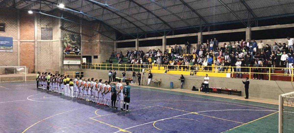 El Nacional de Fútbol de Salón se jugará en El Carmen de Viboral