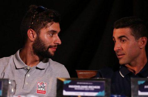 Fernando Gaviria recibió la mejor noticia por parte del UAE Team Emirates