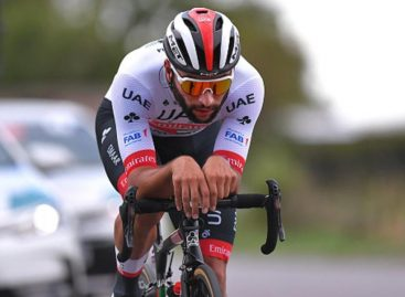 Fernando Gaviria fue segundo en la primera etapa del Tour de Polonia