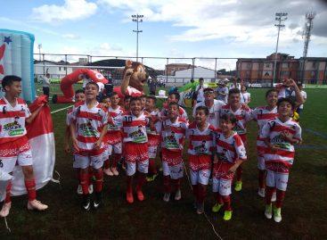 En Guarne se disputará el Zonal Oriente del BabyFútbol