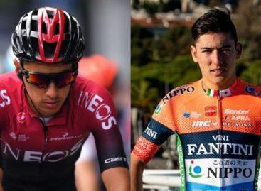 Sebastián Henao y Alejandro Osorio, la cuota del Oriente en la Vuelta a Burgos