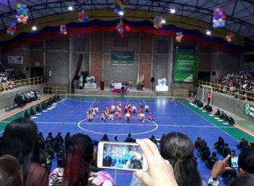El Carmen de Viboral es sede del Zonal Oriente de los Juegos Escolares