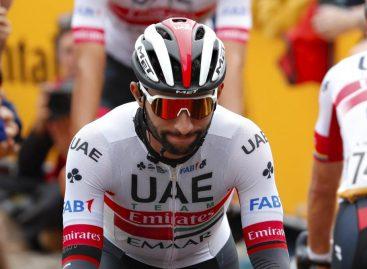 Fernando Gaviria ha decidido no correr el Mundial de Ruta en Inglaterra