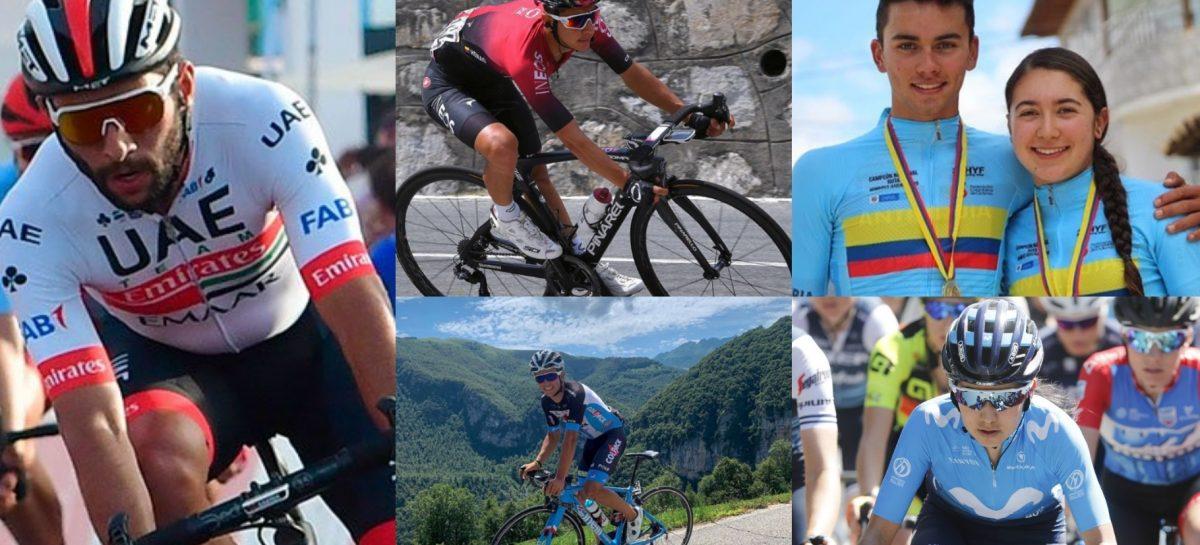 Definida la nómina que representará a Colombia en el Mundial de Ruta