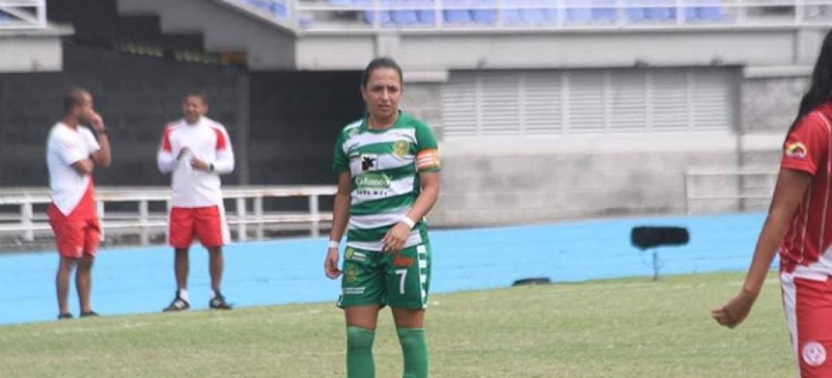 Futbolista rionegrera jugará la final del Torneo Nacional con la Selección Antioquia