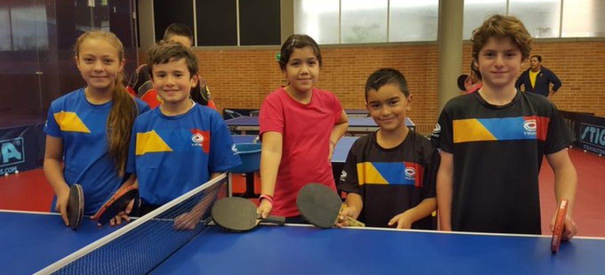Emmanuel Otálvaro disputará el Latinoamericano de Tenis de Mesa en Puerto Rico