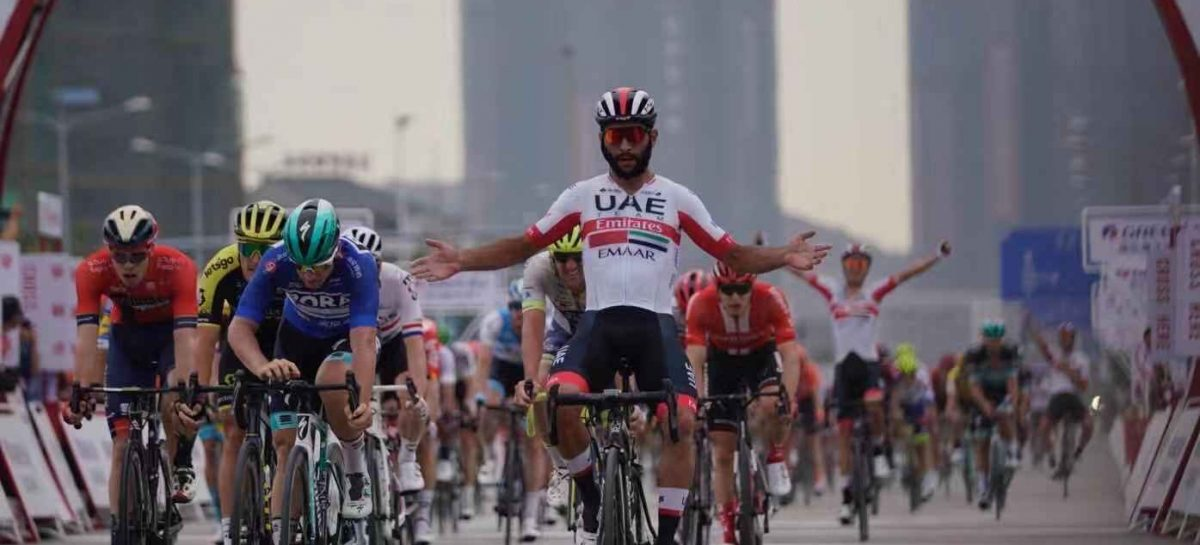 Fernando Gaviria superó a Nairo Quintana en victorias de atapa
