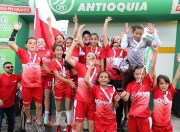 Rionegro, el de más títulos en la final departamental de los Juegos Escolares