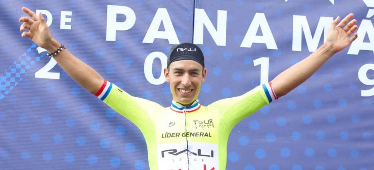 El guarceño Bernardo Suaza ganó la primera etapa del Tour de Panamá