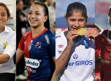 Cuatro futbolistas del Oriente disputarán la Copa Libertadores Femenina