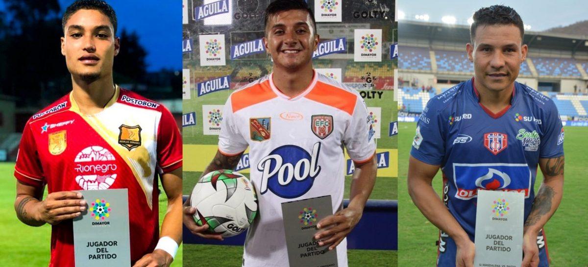 Tres futbolistas del Oriente están en riesgo de descender