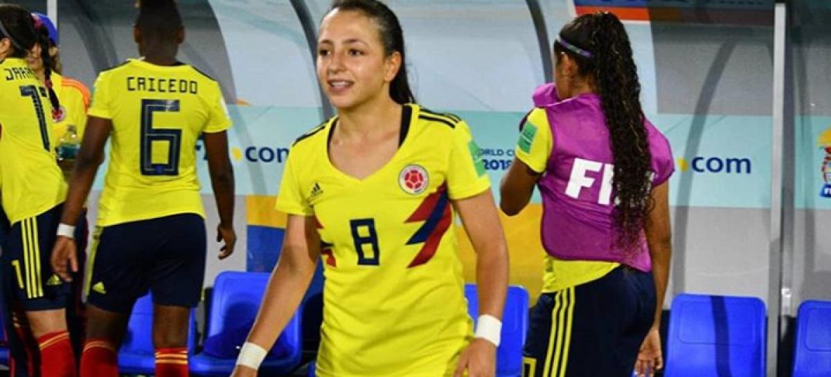 Sara Sofía Martínez fue convocada a la Selección Colombia de Mayores