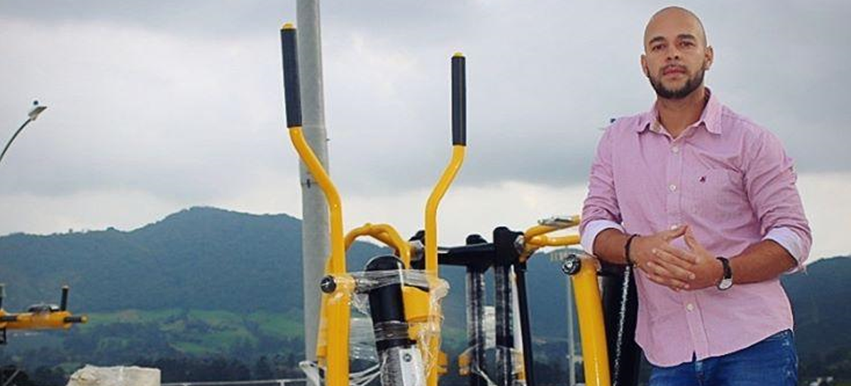 Wilder Castro, un defensor y enamorado del deporte cejeño