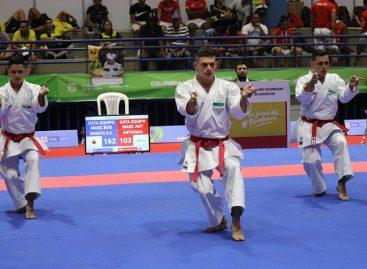 Karatecas de Marinilla ganaron oro en los Juegos Nacionales