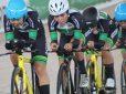 Medalla de plata para las ciclistas del Oriente en la Persecución Femenina por Equipos