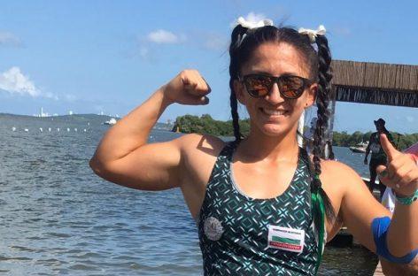 Una nueva medalla de oro consiguió Manuela Gómez en los Juegos Nacionales
