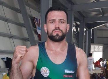 Carlos Muñoz, otro cejeño que gana oro en los Juegos Nacionales