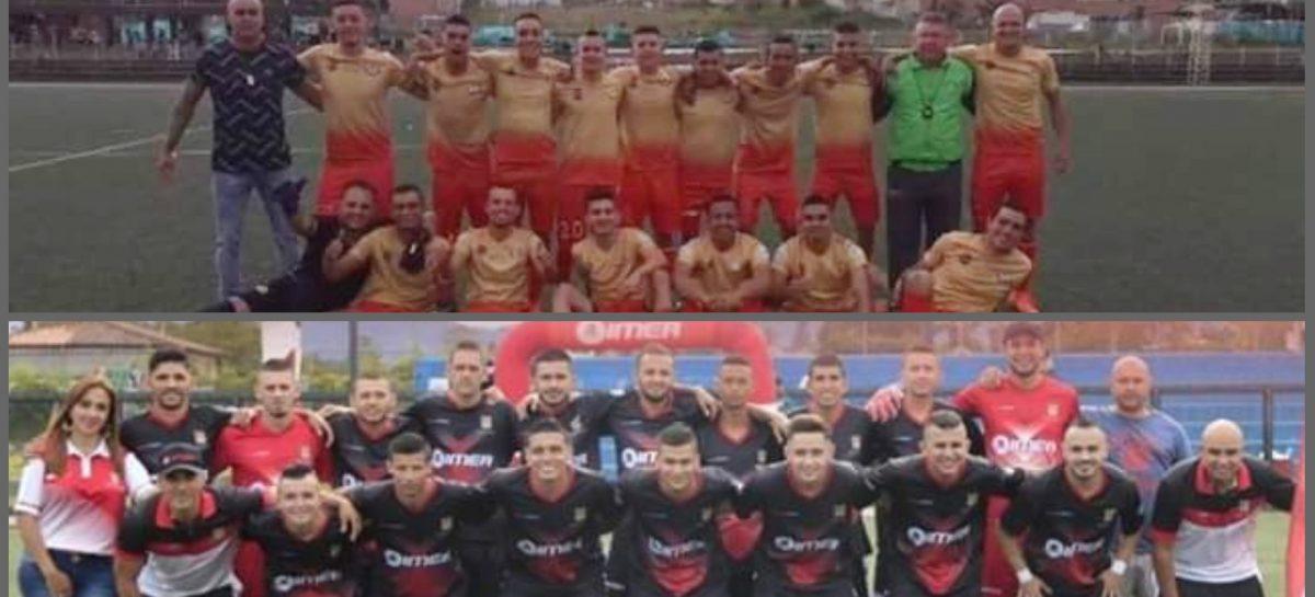 La Ceja y Rionegro disputarán la final del Torneo Intermunicipal de Fútbol
