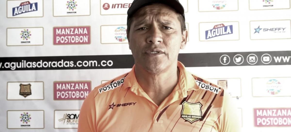 Flabio Torres dejó de ser el entrenador de Rionegro Águilas