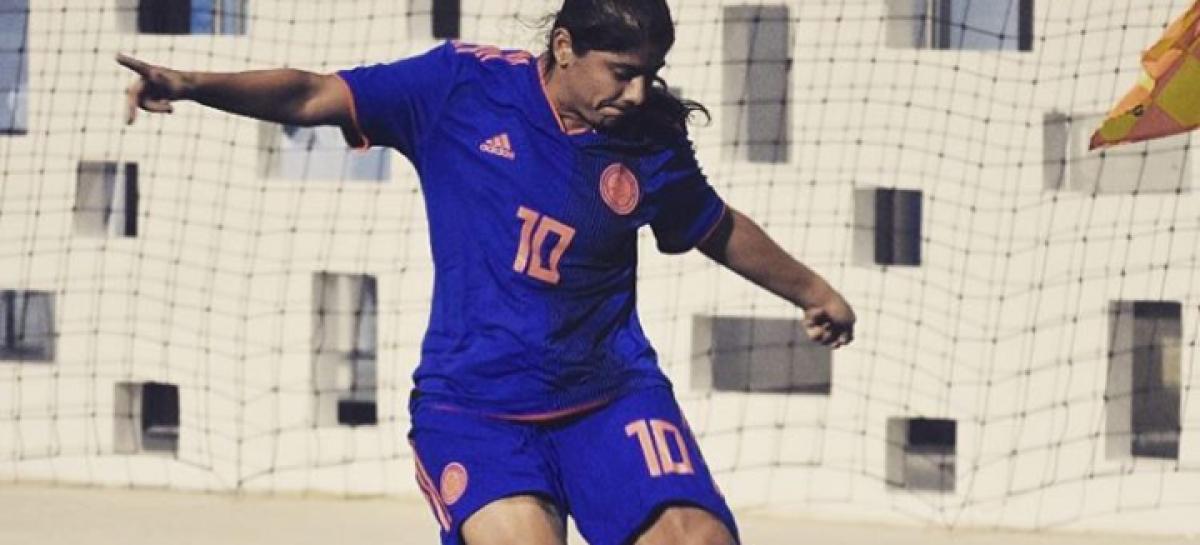 Catalina Usme, única del Oriente nominada a deportista del año en Colombia