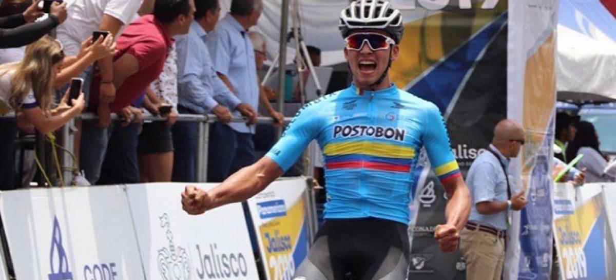 Miguel Ángel Hoyos, el ciclista de Granada que correrá en Italia