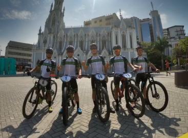 Oro y bronce para ciclomontañistas de El Retiro en los Juegos Nacionales