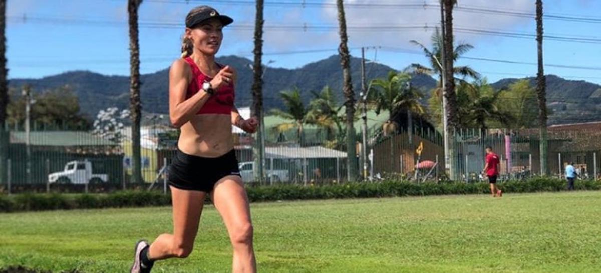 Carolina Tabares respondió a su favoritismo y ganó oro en los Juegos Nacionales