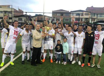 El Oriente vibrará con la fase final del Torneo Intermunicipal de Fútbol