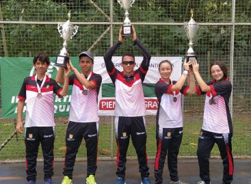 Rionegro demostró que es el mejor de Antioquia en Tenis de Campo