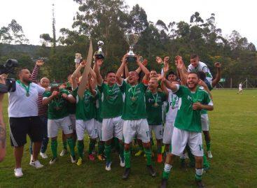 El Retiro se coronó campeón del Torneo Intermunicipal de Fútbol