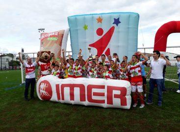 Rionegro se alista para representar al Oriente en el Festival Baby Fútbol