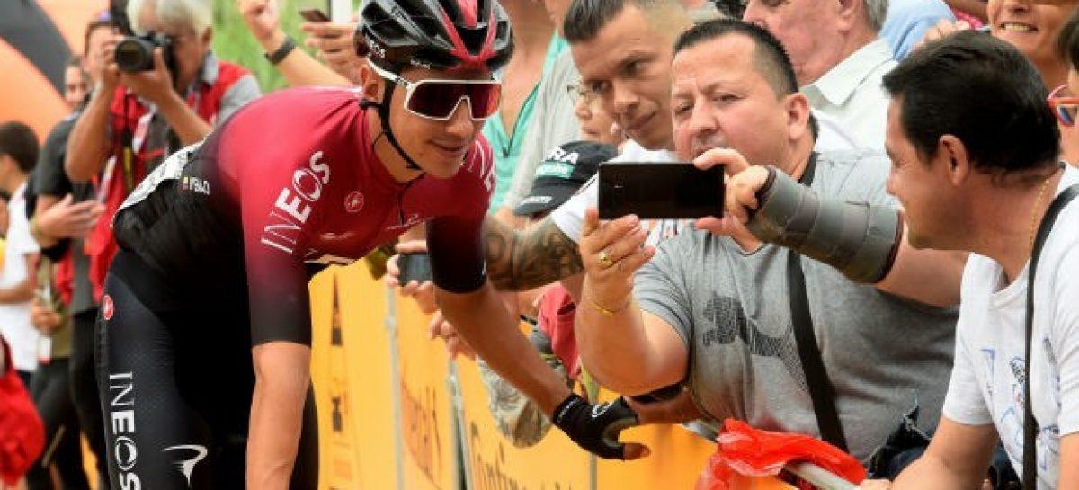 Sebastián Henao, primer ciclista del Oriente confirmado para el Tour Colombia 2020