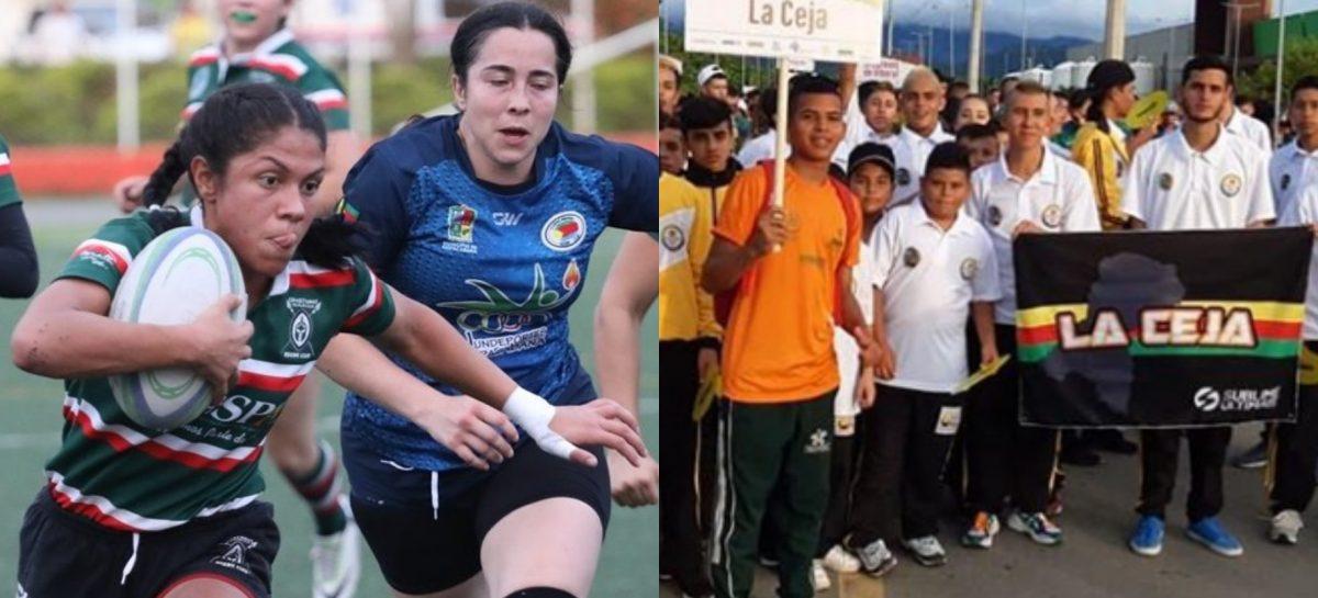 Marinilla y La Ceja, los mejores del Oriente en los Juegos Departamentales