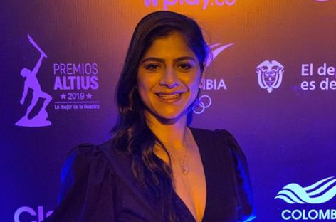 Catalina Usme, nominada a mejor deportista del año en Antioquia