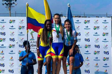 La carmelitana Laura Gómez cerró el año con triunfo en Ecuador