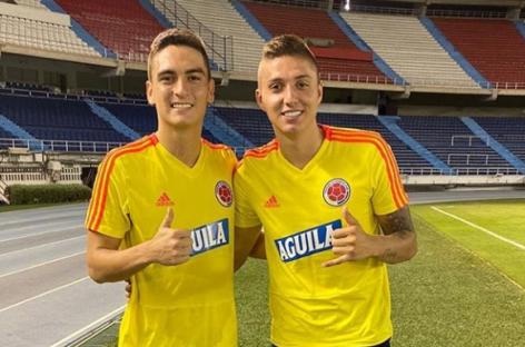Juan Pablo Ramírez jugará el Torneo Preolímpico con la Selección Colombia