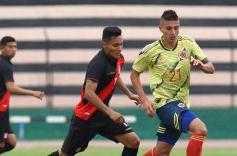 El rionegrero Juan Pablo Ramírez jugará con la Selección Colombia en Paraguay