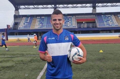 Futbolista de El Santuario es nuevo refuerzo del Árabe Unido de Panamá