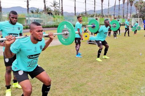 Leones de Itagüí comenzó trabajos en el estadio Carlos Alberto Bernal de La Ceja