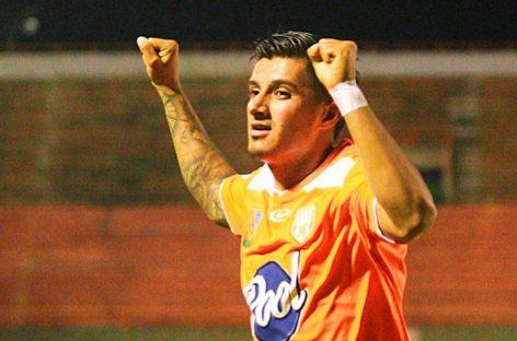 """""""Seguiré jugando en Envigado"""": Yeison Guzmán"""