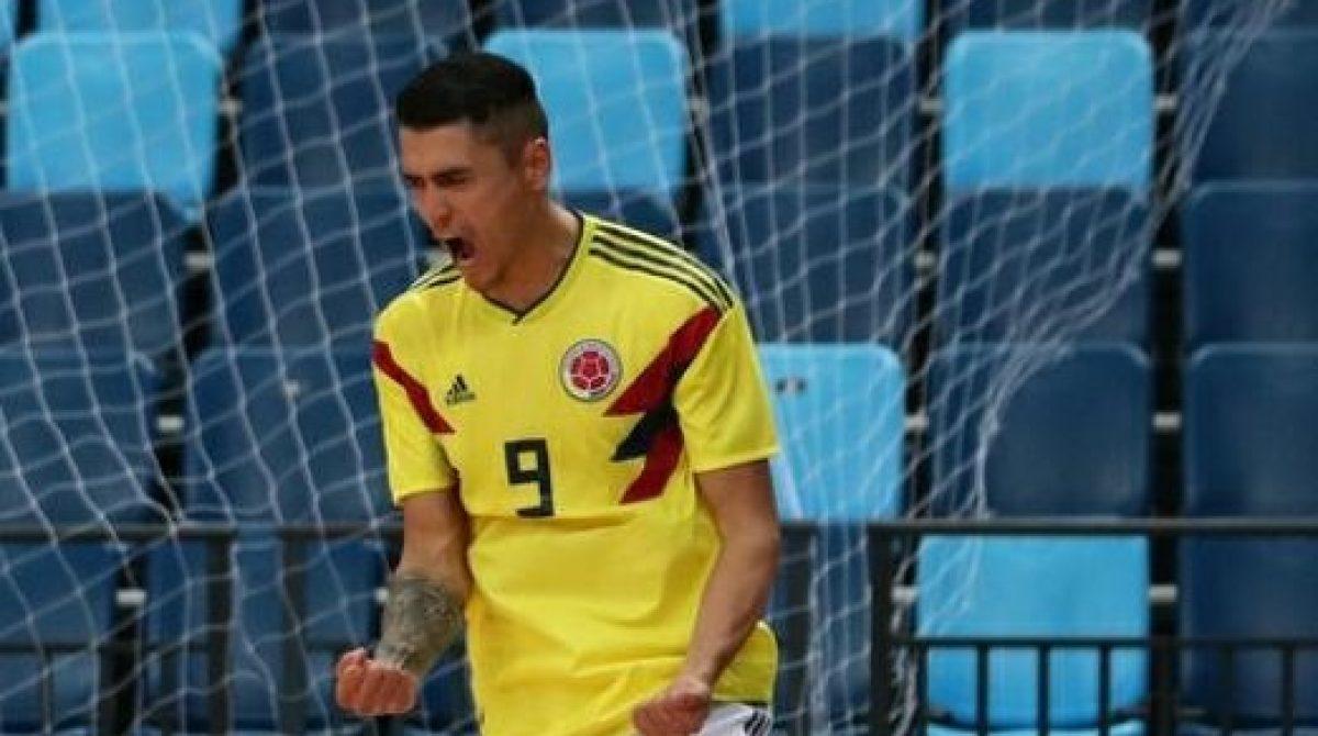 Wilmar Ramírez, cuota de gol de Colombia para las eliminatorias al Mundial de Futsal