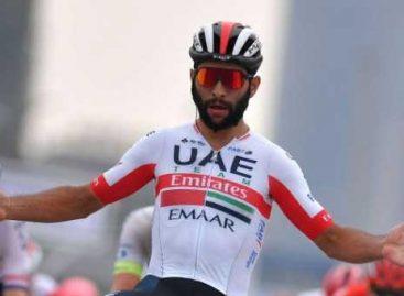 Fernando Gaviria ganó la segunda etapa de la Vuelta a San Juan